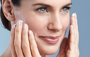 Use Eucerin anti age care for deep wrinkles