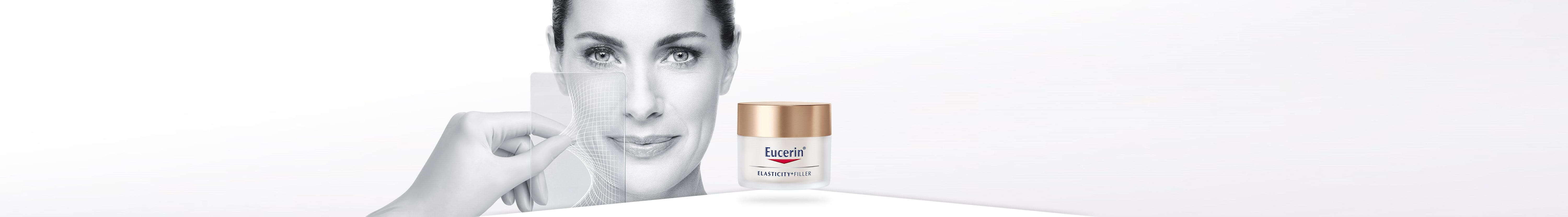 Hyaluron Filler + Elasticity | for mature skin | Eucerin