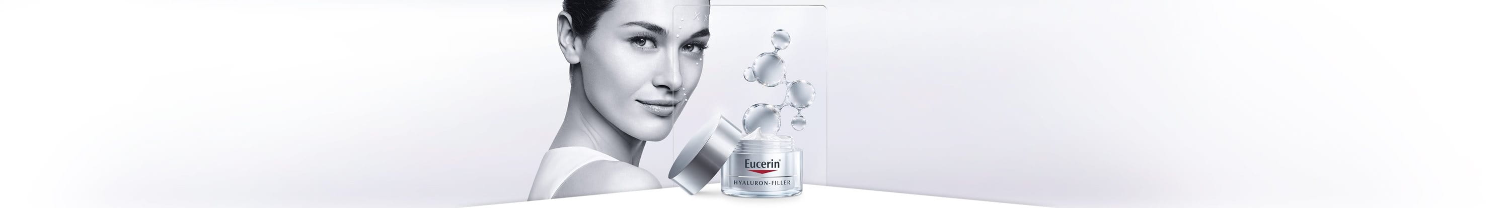 Wrinkle filler with Hyaluronic Acid
