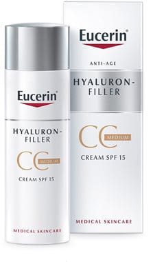 Texture of  Hyaluron-Filler CC  Cream Medium