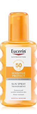 Eucerin sunscreen spray SPF 50