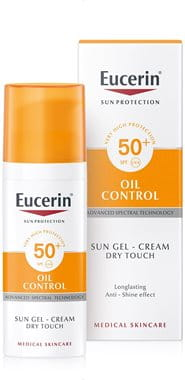 sunscreen for oily acne prone skin with Advanced Spectral Technology