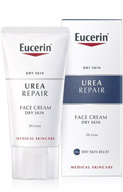 Eucerin Smoothing Face Cream 5% Urea