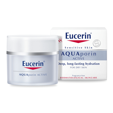 Eucerin AQUAporin ACTIVE for dry skin
