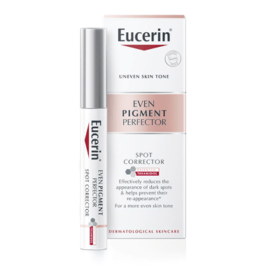 Even Pigment Perfector Spot Corrector Thiamidol Middle East Eucerin Duo