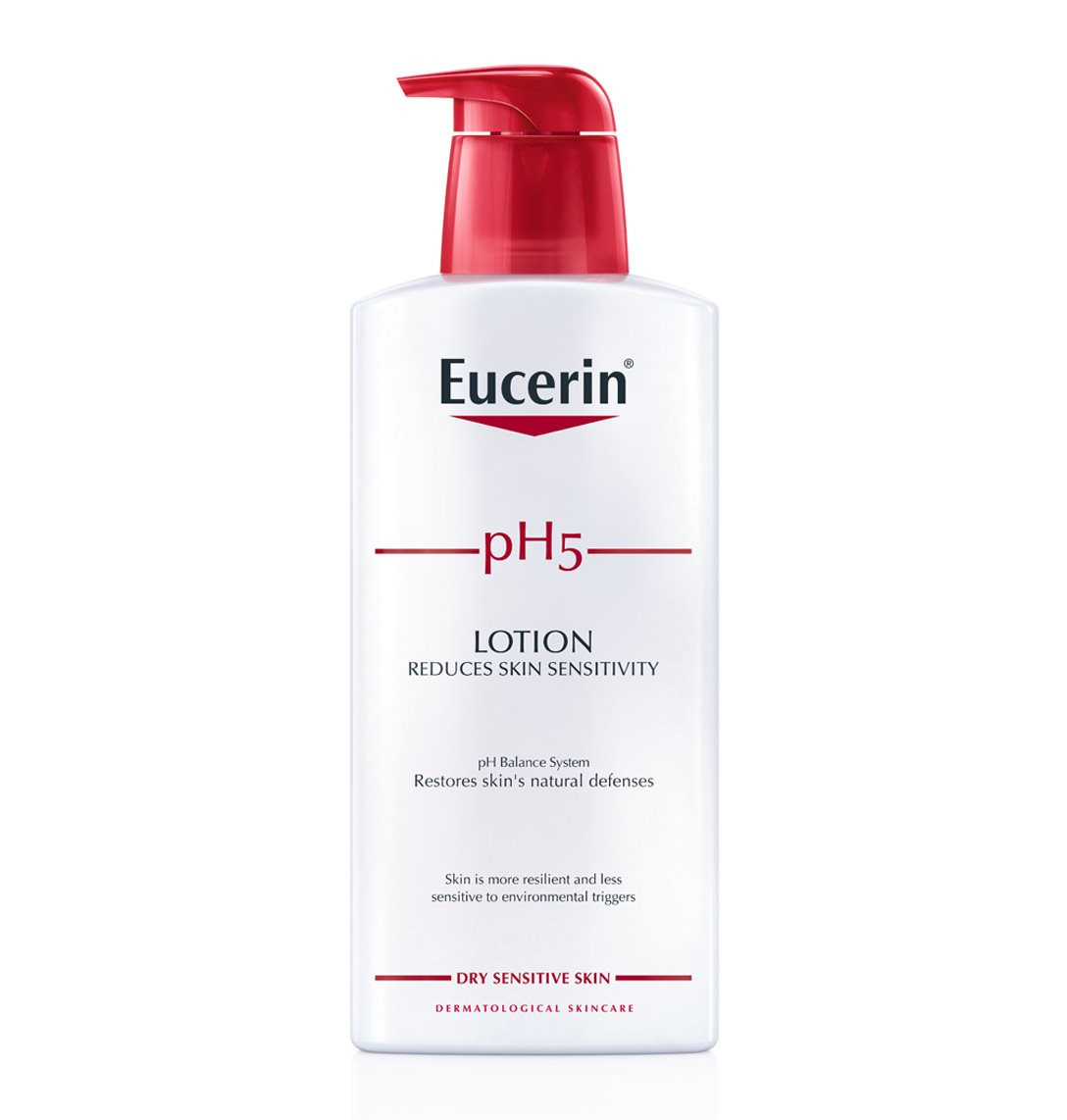 eucerin skin protection lotion